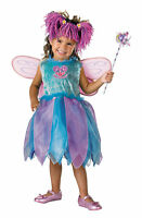 Abby Cadabby Deluxe Child Girls Costume Detachable Padded Wings Fancy Dress