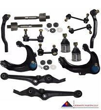 14 Pcs Kit Complete Front & Rear Suspension Parts for Acura CL TL Honda Accord