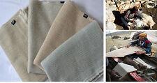 Sheer 100% Wool Long Pashmina Cashmere Scarf Shawl Wrap Handmade Nepal 2 Ply