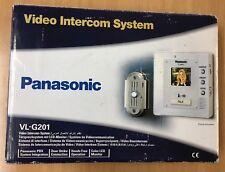 Panasonic VL-G201 Video Intercom System