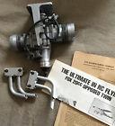 Fox 20cc Opposed Twin R/C Engine Slightly Used