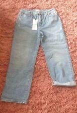 Women's River Island Boyfriend Jeans Bnwt Rrp £40 Size Uk 14 Reg new heritage