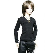 [wamami] 06# Black T-shirt For 1/3 SD AOD DOD DZ LUTS BJD Dollfie