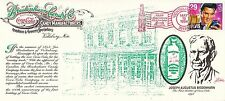 Stamped Cacheted Cover Commemorating First Coca-Cola Distributing Site