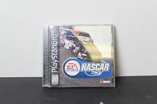 NASCAR 99 (Sony PlayStation 1, 1998) PS1 PS 1 Racing Video Game