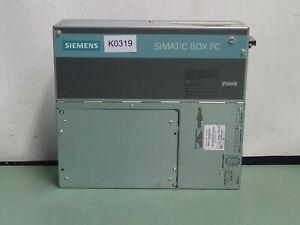 Siemens Simatic IPC627C 6BK1000-6AE10-0AX0   K 319 aa