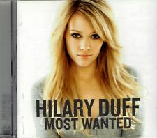 CD - HILARY DUFF - Most wanted