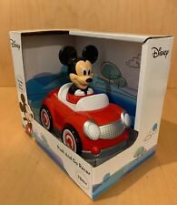 Disney Mickey Mouse Push and Go Racer Car NEW IN BOX FAST SHIPPING