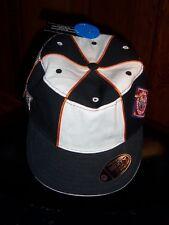Authentic 3Sixty Revolution Baseball cap Black White Size 7 3/8 New