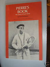 PIERRE`S BOOK P ETCHEBASTER GAME OF COURT TENNIS S/C