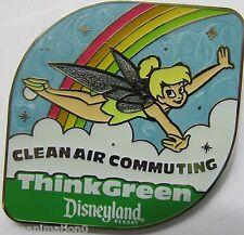 Disney DLR Think Green Clean Air Commuting Tinker Bell Pin