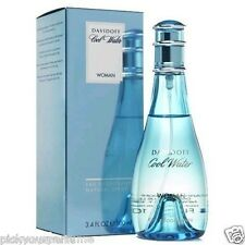 WOMEN DEO COOL WATER DAVIDOFF WOMEN 3.3 / 3.4 OZ NIB DEODORANT SPRAY