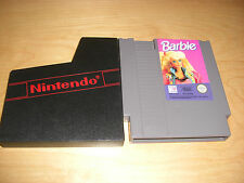 Barbie NES Game only the module