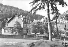 AK, Manebach Thür., Hotel Moosbach, 1963