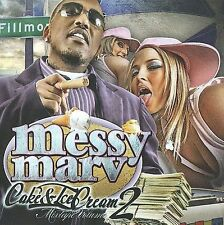 Messy Marv, Cake & Ice Cream 2