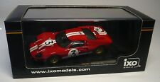 1 FORD GT40 MKII  LE MANS 1966 1:43 IXO