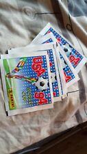 Panini USA 94 World Cup . 5 sticker packets.