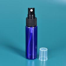 1pc 30ml Refillable Atomizer Bottle Travel Perfume Bottle Plastic Bottle Z Blue
