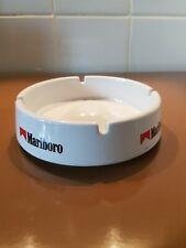 Cendrier Marlboro Porcelaine Original Brand Pub Tabac Cigarette