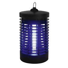 Alma Garden UV Insektenvernichter Wespen Mückenfalle XXL LED Elektrisch