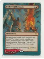 Underworld Breach Altered Full Art MTG Magic Commander 2020 EDH Birthday Gift