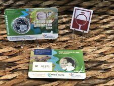COINCARD - CC - NEDERLAND 2017 - 5 EURO IN BU KWALITEIT - STELLING VAN AMSTERDAM