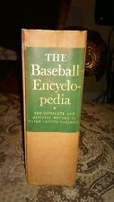 1969 The Baseball Encyclopedia - The Complete & Official Record of MLB  vgc