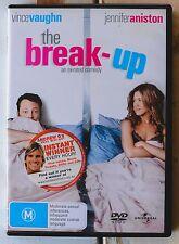 The Break-Up - DVD Movie Sale - Vince Vaughn - Jennifer Aniston - Comedy