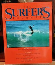 Surfer's Journal: Volume 2, Number 1 - 1969 Perspective, G-Land, Dick Meseroll