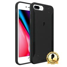 Poetic For iPhone 8 Plus Corner/Bumper Protection Case [QuarterBack]TPU Cover BK