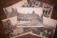 5 GRANDES PHOTOS, DER RHEIN, WIESBADEN, VERLAG DER NEUEN PHOTOGRAPHISCHE, 1903
