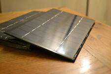 9v solar panel 340ma 3W watt polycrystalline with diode