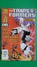 Marvel Comics: The Transformers Nos. 17-18