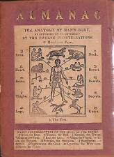 Almanac; The Anatomy of Man's Body