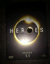 DVD  Heroes Staffel  Season 1.1 in Metallbox einmal gesehen