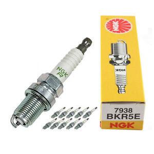 NGK BKR5E Spark Plugs Box of 10 for Daewoo Holden Mercedes Nissan