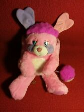 "16"" American Greetings LARGE PARTY? POPPLE POPPLES pink plush stuffed toy"