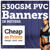 PVC Banner Printing | Personalised Business Outdoor Advertising & Party Banners