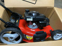 "ELITE HONDA GCV160 ENGINE POWERED HUSQVARNA JONSERED 22"" CUT 3-N-1 FWD MOWER"