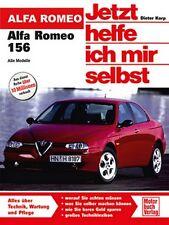 Alfa Romeo 156 Reparaturanleitung Reparatur-Handbuch Jetzt helfe ich mir selbst