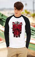 FIVE FINGER DEATH PUNCH Long Sleeve FFDP Rock Band T-Shirt Unisex Baseball Top
