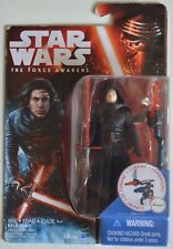 NEW Disney Hasbro Star Wars The Force Awakens Figure- Kylo Ren (Unmasked)