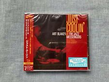 More images Art Blakey & The Jazz Messengers – Just Coolin' CD