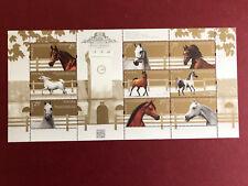 Horses Animals Stamps Poland 2017 MNH Janow Podlaski