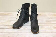 Sorel Joan of Arctic Wedge Mid Boot - Women's Size 8.5, Black