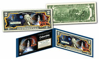 Space Shuttle COLUMBIA Missions Official Legal Tender U.S. $2 Bill NASA