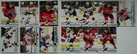 2019-20 Upper Deck UD New Jersey Devils Series 1 & 2 Team Set 13 Hockey Cards