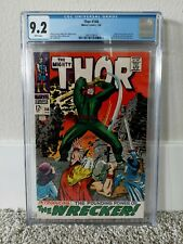 Thor #148 CGC 9.2 WHITE Pages (First appearance)