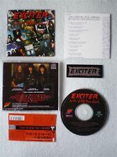 JAPAN CD EXCITER Better live than dead mit OBI und sticker wie neu rar