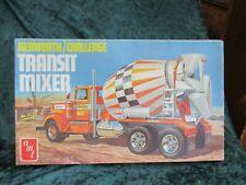 AMT 1/25 Vintage Kenworth/Challenge Transit Mixer FHTF